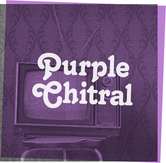 Purple Chitral is mid-potency Indica strain featuring a unique cheese aroma
